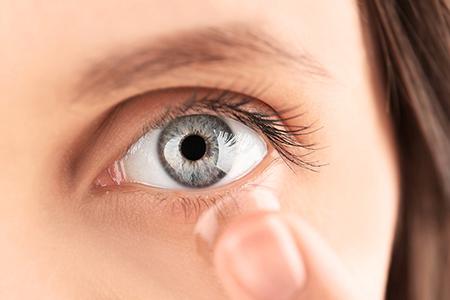 Vente de lentilles de contact près de Lille (Seclin)